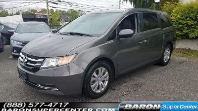 2016 Honda Odyssey EX-L (Gray)