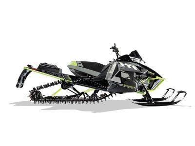 2017 Arctic Cat M 8000 Limited ES 153 3.0 Mountain Snowmobiles Mandan, ND