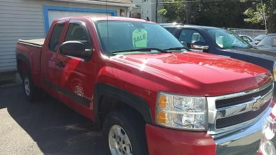 2008 Chevrolet Silverado 1500 Work Truck (Deep Ruby Metallic)