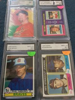 Cards: Graded Mint 9.5