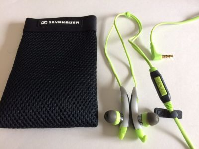 Sennheiser CX 686G Sports head phones / ear buds