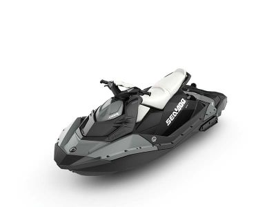 2014 Sea-Doo Spark 3up 900 H.O. ACE iBR Convenience Package PWC 3 Seater Shawano, WI
