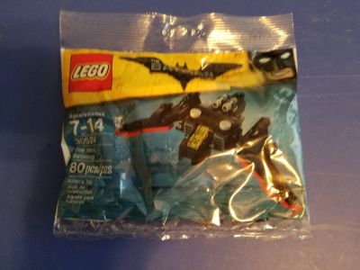 Lego #30524 Mini Batwing Polybag NEW