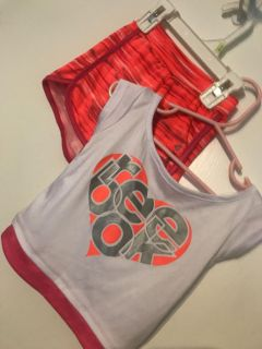 Reebok Outfit Girls Size 18 Months $2.50