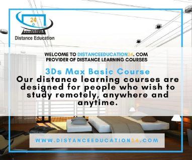 3Ds Max  Distance Training  Courses Tutorials