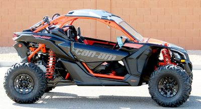 2018 Can-Am Maverick X3 Max X rs Turbo R Sport-Utility Utility Vehicles Kingman, AZ