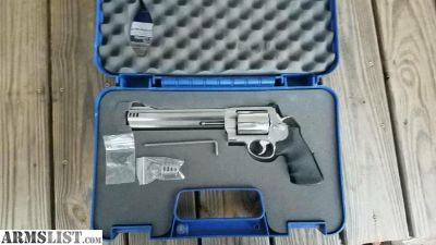 For Sale/Trade: S&W 500 MAG
