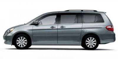 2005 Honda Odyssey Touring (Midnight Blue)