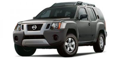2011 Nissan Xterra X (Super Black)
