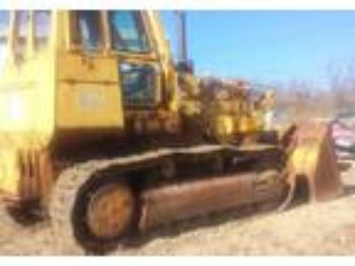 1985 John Deere 855-Crawler-Loader Equipment in Eldon, MO