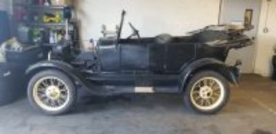 1926 Ford Model T Touring Convertible For Sale or Trade