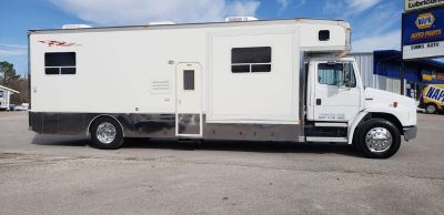 2001 Haulmark Motorhome 36' Long 67K Miles Single Slide