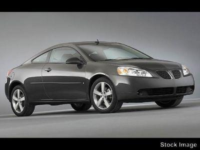 2007 Pontiac G6 GTP Coupe