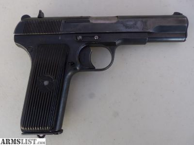 For Sale: M57 Tokarev Pistol Yugoslavian