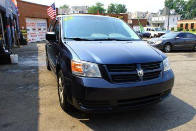 2008 Dodge Grand Caravan SE (Black)