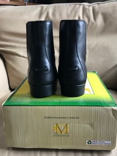 Middleburg Kid's Paddock Boots (Zip)