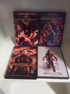 THE HUNGER GAME COLLECTION
