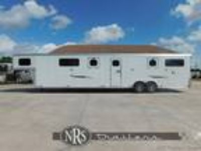 6 Horse Head to Head TrailerTrailers USA