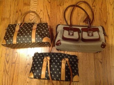 Dooney Burke handbags
