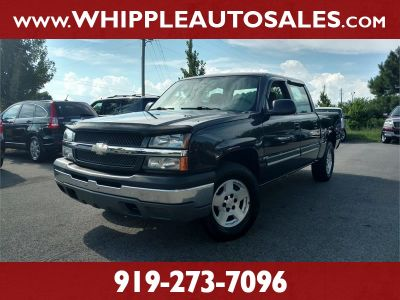 2005 Chevrolet Silverado 1500 LS (Dark Grey)