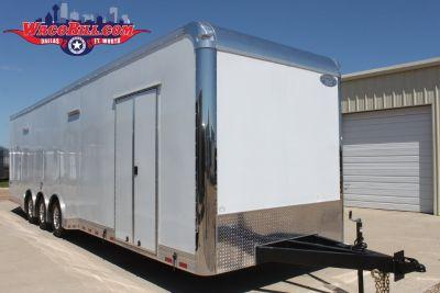 34' Auto Master SPD-LED X-Height Trailer Wacobill.com