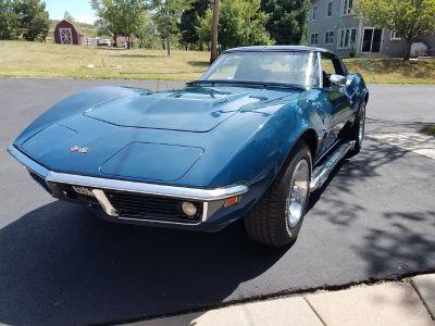 1969 Corvette 427 4-Speed