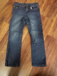 Children's Place Size 6 Straight Jeans