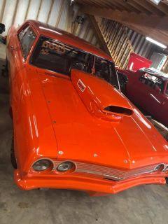 1964 Chevelle Super Street Drag Car Roller