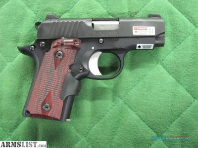 For Sale: Kimber micro .380 with Laser Grip