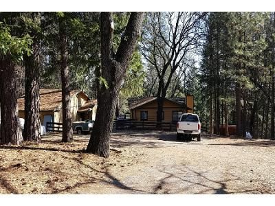 4 Bed 2 Bath Preforeclosure Property in Foresthill, CA 95631 - Green Leaf Ln