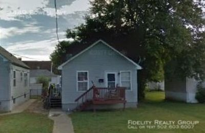 Single-family home Rental - 3449 Powell Ave