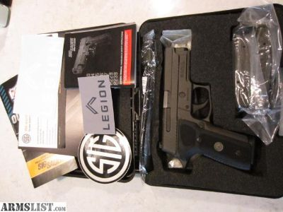 For Sale: Sig P229R Legion - Like New