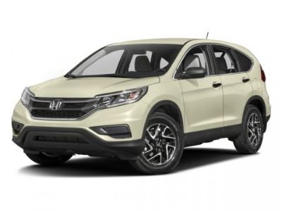 2016 Honda CR-V SE (MOUNTAIN AIR METALLIC)