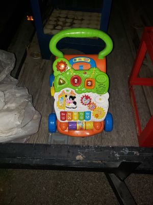 Vtech baby walker/educational toy