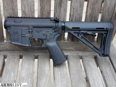 For Sale: Spikes AR 15