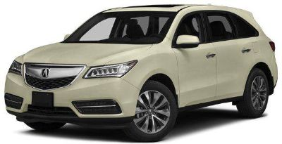 Used 2014 Acura MDX SH-AWD 4dr