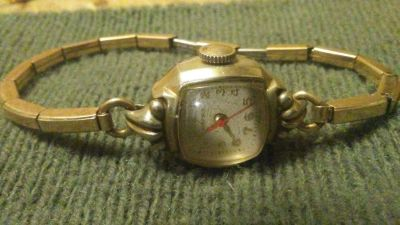 Womens Hampden Antique automatic wind Watch