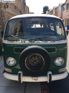 Great Surf/Camp Bus needs new nose