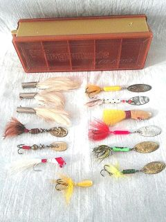 Fly Lures & Plano Box