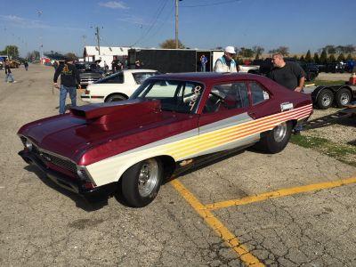 1969 Nova bracket car
