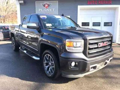 Used 2015 GMC Sierra 1500 Double Cab for sale
