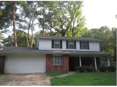4 Bed 2 Bath Foreclosure Property in Little Rock, AR 72209 - Drexel Ave