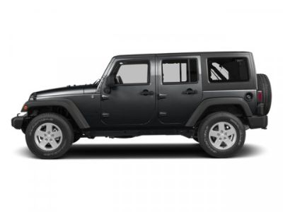2014 Jeep Wrangler Unlimited Sahara (Granite Crystal Metallic Clearcoat)