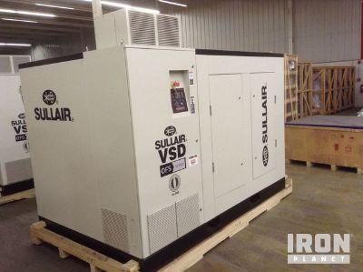 Sullair OFS11509WCVSD 664 CFM Air Compressor - Unused
