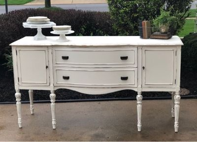 Antique Sideboard/Buffet/ Entry table