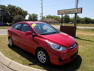 2013 Hyundai Accent GLS (Red)
