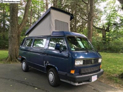1991 Vanagon Westfalia Full Camper
