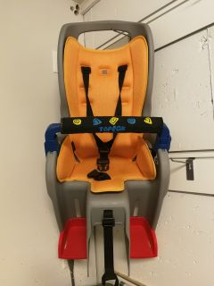 Toprak baby seat for bicycle