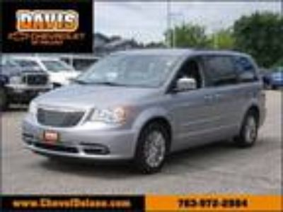 used 2015 Chrysler Town and Country for sale.
