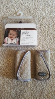 JJ Cole Car Seat Carseat Stroller Strap Covers